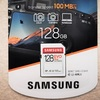 【レビュー】Samsung(サムスン)SDカード  EVO Plus 128GB ~自然撮影のために~