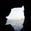 人の横顔に見える洞窟・サニー・ジム・コーブ【サンディエゴ】ラホヤコーヴ
