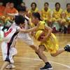 バスケ・ミニバス写真館8 一眼レフで撮影したバスケットボール試合の写真