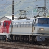 第1525列車 「 甲4 JR貨物 DD200-13の甲種輸送を狙う 」