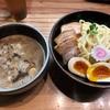 399. 特製つけ麺@朧月(銀座):定番の豚骨魚介ながら豚骨本来のまろやかさが際立つスープ!