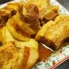 人気の豚角煮の圧力鍋でとろとろレシピ+残り汁と脂の活用術