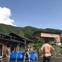 夏の伊那市 / 薪ストーブ普及率日本一