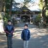 蓮沼 五所神社
