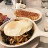 アメリカの重い朝ごはんは、結構好きなわたし