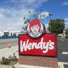 ハンバーガーを食べる6 Wendy's