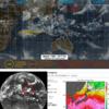 【台風11号の卵】台風10号は17日03時には日本海で温帯低気圧に変わる見込み!日本の南東にはまとまった雲の塊が!お盆明けには台風11号『バイルー』となって日本へ接近する可能性は?