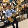 【シマカバVol,2 紅白カバー大作戦ブログ】第33回~スタッフ中嶋ギターを買う~