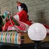 ダイソーのひな祭りのぼんぼり100円飾りつけ購入しました