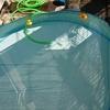 夏休み庭先簡単おうちプール