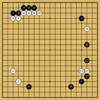 Master対AlphaGoZeroの棋譜7
