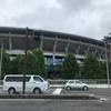20kmジョグ 新横浜公園往復