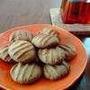 【ホットケーキミックス】型抜きなしの簡単クッキー