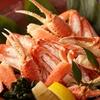 カニ解禁!蟹の美味しい季節がやってきました!蟹料理!蟹の刺身!蟹の酒蒸し!食べ放題!