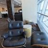 AA JFK Flagship Lounge 「来た飛行機で帰るイメージ」