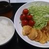 節約メニュー(親子丼・鶏肉のピカタ)