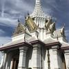 〖タイの「市の柱」〗柱で象徴された国の守護神を祀った神社