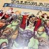 タリスマン・伝説の勇者たち 日本語版|5つの失われたタリスマンを巡る、ライト&キャッチーな冒険譚。