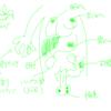 続発性膜性腎症の原因のイラスト