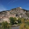 ニース:南仏の大自然の中にある城塞・Entrevaux(アントルボー)【プロバンス鉄道】【フランス観光おすすめ】