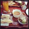 SOUTH CAFE @東伏見