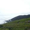 那須高原の茶臼岳で吹き飛ばされそうになり「牛ヶ首」「日の出平」へ(栃木県・那須)