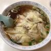 【当店食べログ初クチコミ】東久保町の「源記」でワンタンメン