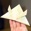 こどもの日、フェレットと折り紙のかぶと
