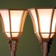 「ぼんぼり」というライト 雪洞 神道の家庭や寺院で使います