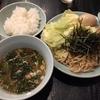 麺家ばく@東中野のつけ麺