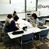 レッスンレポート)5/16リビングひろしまカルチャー俱楽部「タティングレース はじめの一歩」