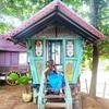バリ島⑳ 【フォトジェニック】童話の世界のようなカフェ&ビーチクラブLA LAGUNA【チャングー】