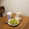 【韓国カフェ・カロスキル】夜でも人がいっぱい。MILESTONE COFFEE