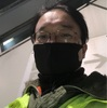 今日は西川口駅でN国政治活動ボランティア..