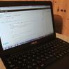 MacBookの代わりにBluetoothキーボードを買うという選択