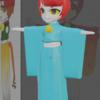 作業進捗④:キャラクターモデリング・服