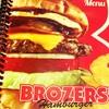 美味過ぎハンバーガー!ブラザーズ(BROZERS`)