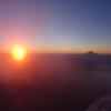 2018年1月1日 初日の出は八ヶ岳山頂から