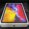 【購入】iPad Pro 11インチ 512GB