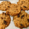 グルテンフリーのオートミールクッキーを2種類作る♪