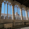 【ピサ旅行】奇跡の広場の墓所(カンポサント)内部を見学