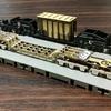甲府モデル 『シキ180』を作る(ローダウン・補強・回転軸構造変更)その1「メインフレーム組立」