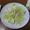 【自家製カット野菜】調理時間は約1分。自家製カット野菜で作るレンチンキャベツを紹介します。