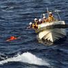 尖閣沖の中国漁船沈没か 海保が6人救助、8人行方不明