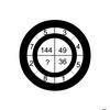 【算数パズル】円の中のハテナには何が入るのでしょうか。