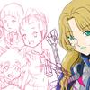 プリムラーナ・シャトレーゼと、フラーニア共和国の少女騎士たち・001