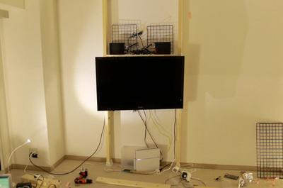 【壁掛けテレビDIY#4】2万円でここまでできる壁掛けテレビ!ディアウォールで穴を開けない賃貸DIY