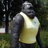 大泉緑地のゴリラはチェーンソーで彫ったものらしいぞ!【堺市&松原市】
