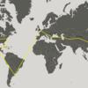 【旅の計画】ブログ投稿10件目にして初めて世界一周ブログっぽいことをする。