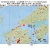 2016年04月19日 18時03分 山口県西部でM3.2の地震